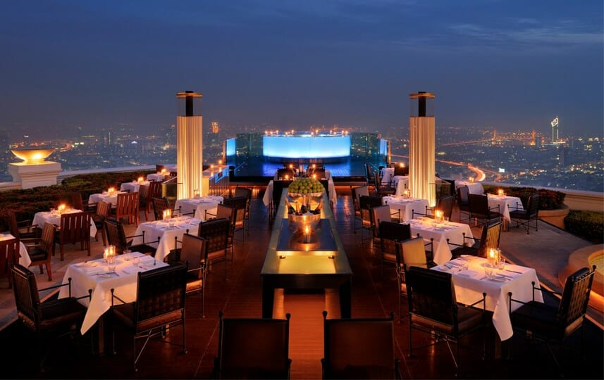 Best Sky Bars In Bangkok The Top 10 Rooftop Bars
