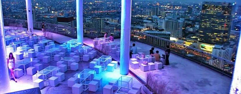 Cloud 47 Rooftop Bar
