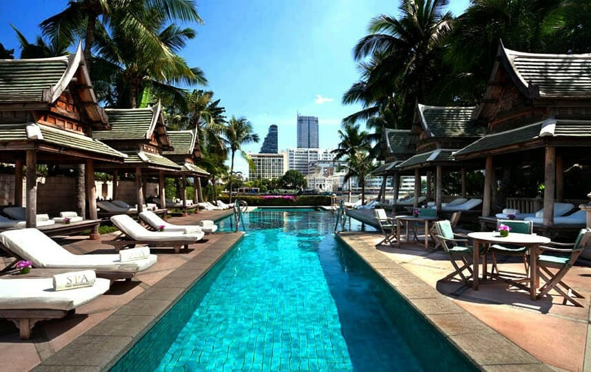 Where to stay in bangkok top 10 list of the best hotels for Top design hotels bangkok