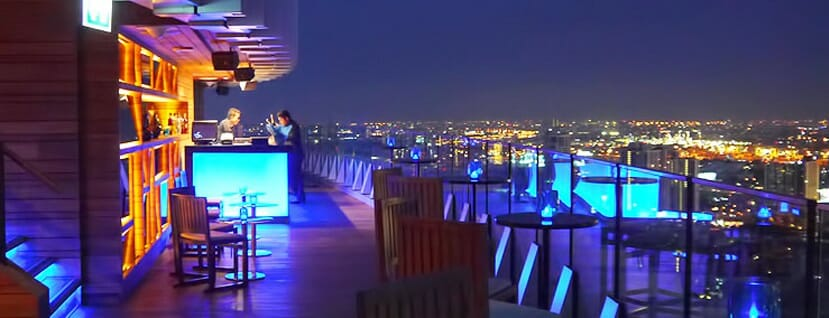 Best Sky Bars In Bangkok The Top 10 Rooftop Bars