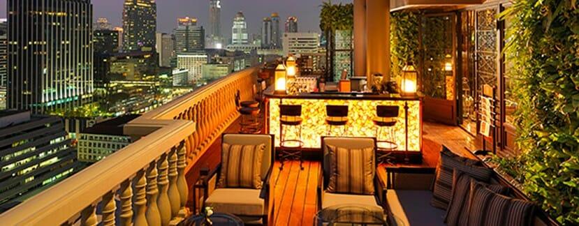 The Speakeasy Sky Bar Bangkok