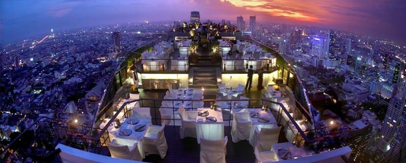 Vertigo & Moon Sky Bar Bangkok