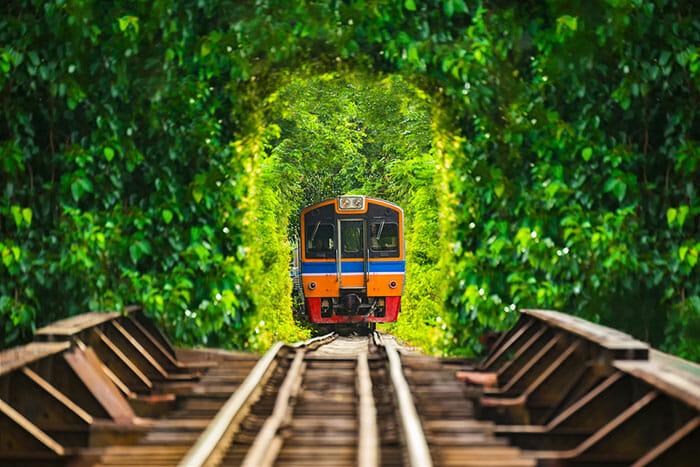 Train Bangkok to Chiang Mai