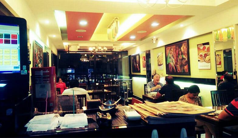 Arya Indian Restaurant