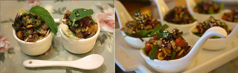 May Veggie Home food