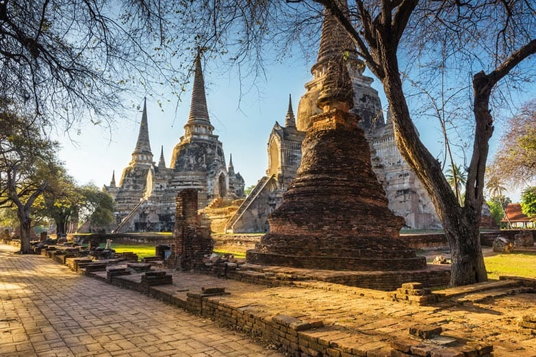 Day Trips from Bangkok: Beaches or Temples at Ayutthaya?