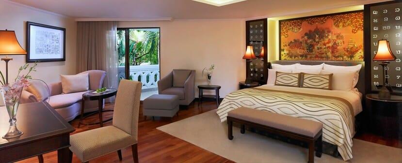 Antara Bangkok Riverside Resort and Spa Hotel