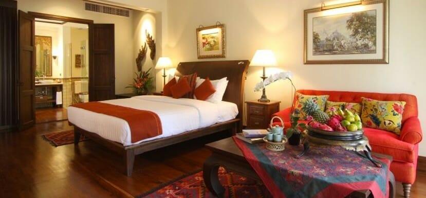 Ariyasomvilla hotel Bangkok