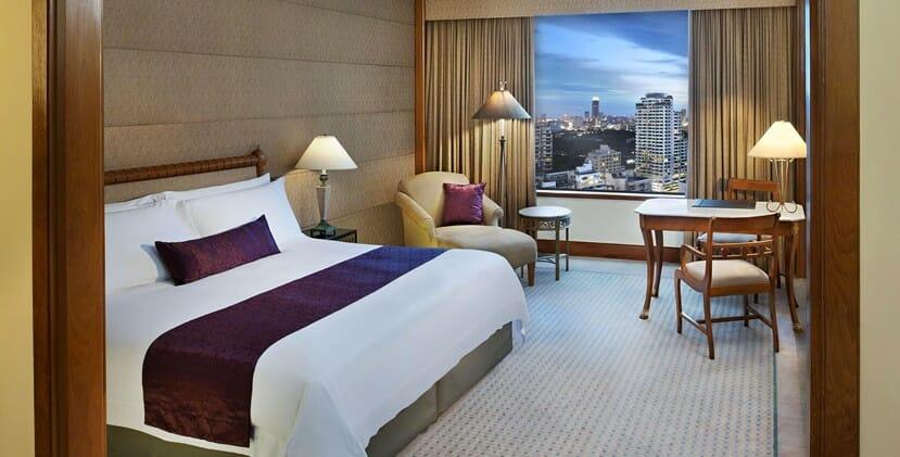 Sheraton Grande Sukhumvit hotel Bangkok