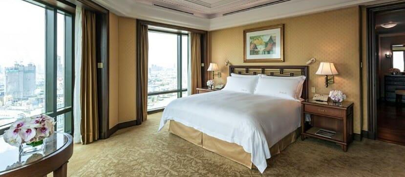 The Peninsula hotel Bangkok