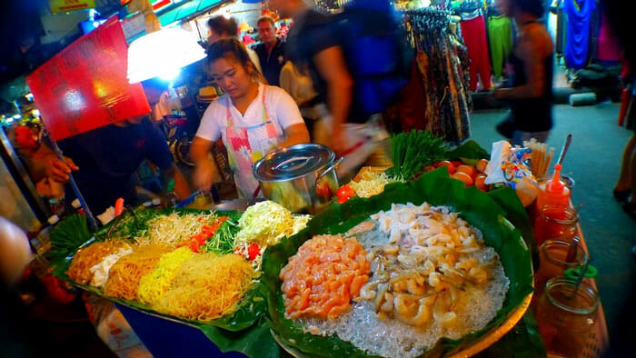 Bangrak Food Tasting and Culture Tour